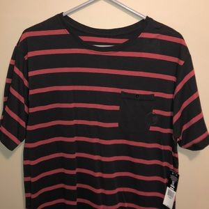 Men's Billabong Striped T shirt